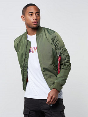Alpha Industries MA1TT Bomber Sage Green01