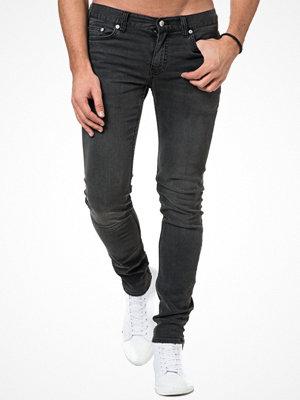 Jeans - BLK DNM Jeans 25 Staple Grey
