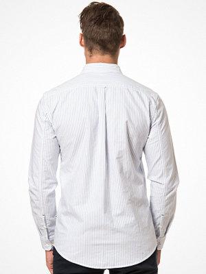Skjortor - NN07 New Derek 5677 White Stripe