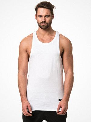 Linnen - Somewear Singlet White