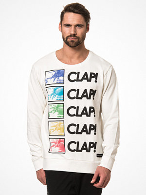 Somewear Clap Snow white