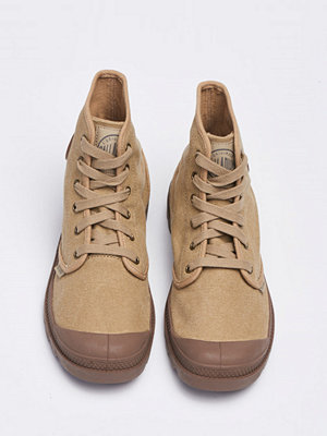 Sneakers & streetskor - Palladium Pampa Hi 261 Dark Khaki