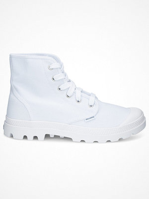 Sneakers & streetskor - Palladium Pampa Hi White