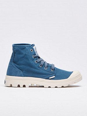 Sneakers & streetskor - Palladium Pampa Hi 443 Blue M