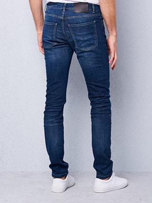 Jeans - William Baxter Ted Dk Blue Wash
