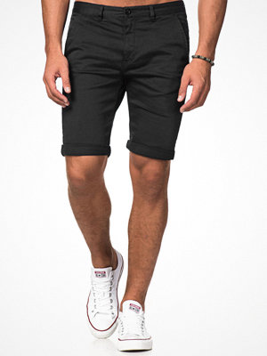 Shorts & kortbyxor - William Baxter Zack Shorts Black