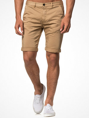 Shorts & kortbyxor - William Baxter Zack Shorts Beige