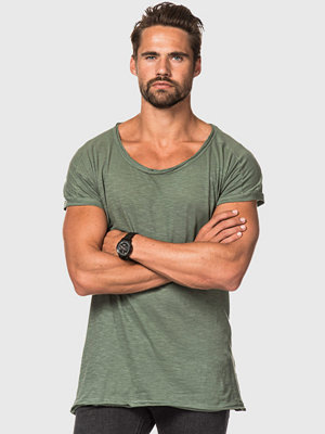 T-shirts - William Baxter William Tee Olive
