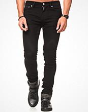 Jeans - Junk De Luxe BLK Skinny Jeans Black