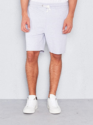 Shorts & kortbyxor - Bread & Boxers Lounge Short Grey Melange