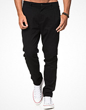Byxor - Red Collar Project Aron Trouser Black
