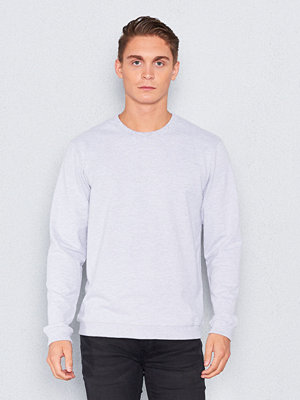 Bread & Boxers Sweatshirt Grey Melange