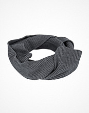 Halsdukar & scarves - Tommy Hilfiger Pima Cotton Cashmere Scarf 093 Charcoal Heather