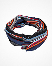 Halsdukar & scarves - Amanda Christensen Winter Scarf 1 Blue / Orange
