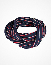 Halsdukar & scarves - Amanda Christensen Winter Scarf 1 Blue / Red