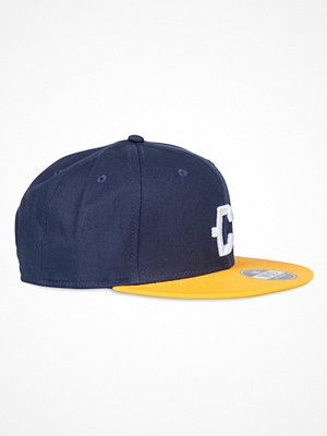 Kepsar - Dirt Cult Compton Navy/Yellow