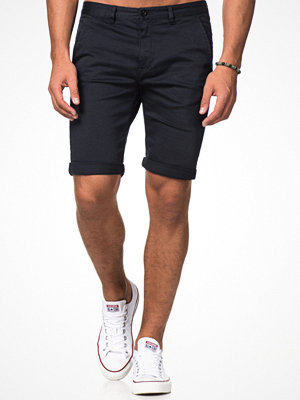 Shorts & kortbyxor - William Baxter Zack Shorts Navy