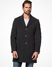 Rockar - Morris William Flausch Coat 91 Grey