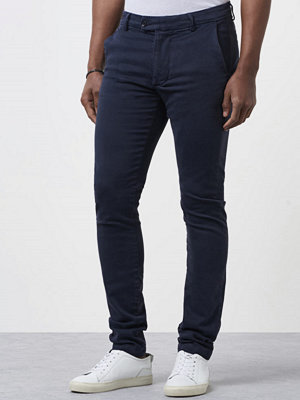 Ljung by Marcus Larsson Skinny Stretch Chino Navy