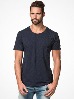Ljung by Marcus Larsson Slub Tee Uniform Blue