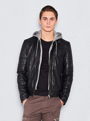 Skinnjackor - ROCKANDBLUE Rock Jacket 0899 Black