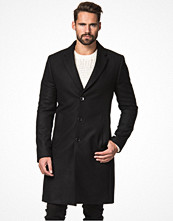 Rockar - William Baxter Ray Coat Black