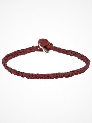 Nic & Friends Victor Bracelet Vintage Red