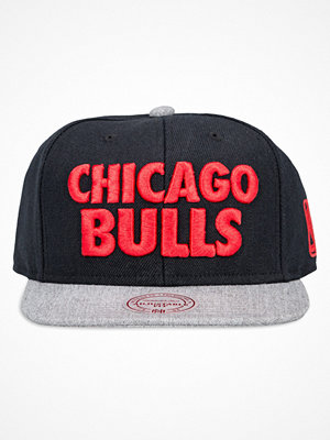 Kepsar - Mitchell & Ness Chicago Bulls Black