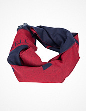 Halsdukar & scarves - Hackett Hackett Number 1 Scarf 5DC Red/Blue
