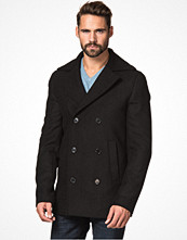 Rockar - Clay Cooper Andre Peacoat Black
