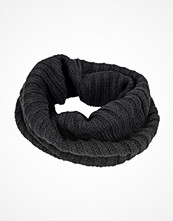 Halsdukar & scarves - Adrian Hammond Knitted Tube Black