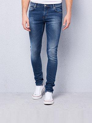 Jeans - William Baxter Tim Superslim Dk Blue