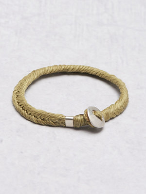 Nic & Friends Gordon Bracelet Light Olive