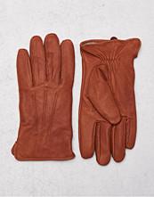Handskar & vantar - Amanda Christensen Deer Skin Glove Brown