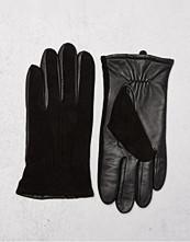 Handskar & vantar - Amanda Christensen Nubuck Glove Black
