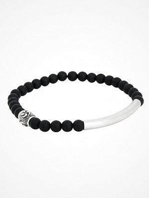 Smycken - by Billgren Bead Bracelet Black