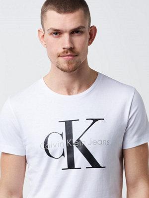 Calvin Klein Jeans Tee Re - Issue 112 White