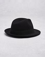 Hattar - Wigéns Fedora Classic Hat 099 Black