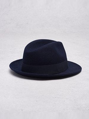 Hattar - Wigéns Fedora Classic Hat 069 Navy
