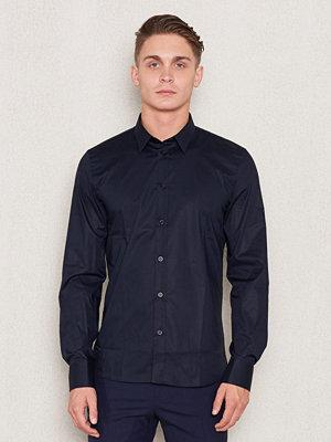 Filippa K Paul Stretch Shirt Navy