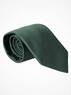 Slipsar - Amanda Christensen Classic Tie 8 cm Bottle Green