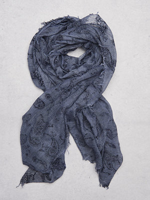 Halsdukar & scarves - Seven/East Y1550 Blue