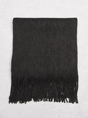 Halsdukar & scarves - State of WOW Hefner Scarf 0025 Dk grey melange