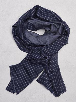 Halsdukar & scarves - Tiger of Sweden Derain 2UB Navy