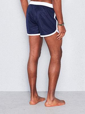 Frank Dandy St. Paul Swim Shorts Dark Navy