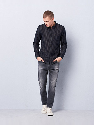 Jeans - Nudie Jeans Brute Knut Grey Ring