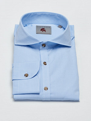 Castor by Castor Pollux Piros Shirt Blue Small Check