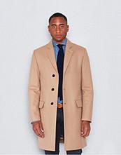 Filippa K Ralph Wool Coat Cork