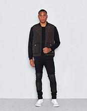 WESC Rad liner vest black