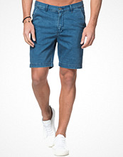 Dr.Denim Wood Shorts Mid Blue